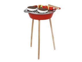 Barbecue en bois pour enfant