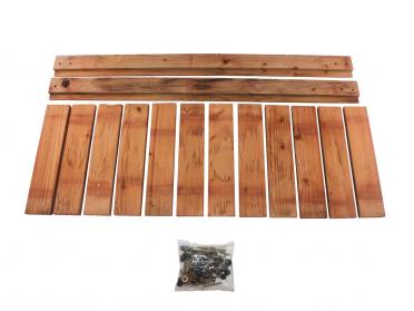 Plateforme pour station bois