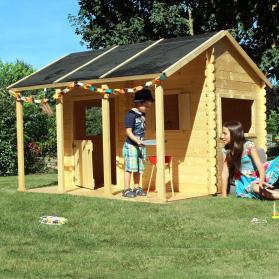 Maisonnette en bois CONSTANCE - SOULET