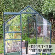 Serre de jardin Lams ALLIUM 3,70 m²