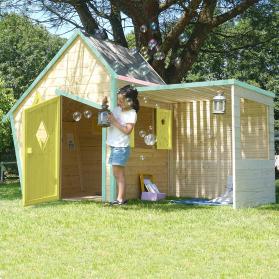 Maisonnette en bois ERANA - SOULET