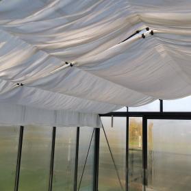 Ombrage pour serres Essentia et Luxia largeur 2,36 m